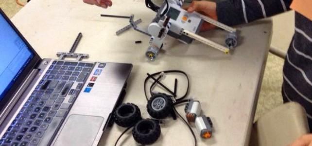 LEGO Mindstorm Robotics Workshop for 4th – 8th Grade Students