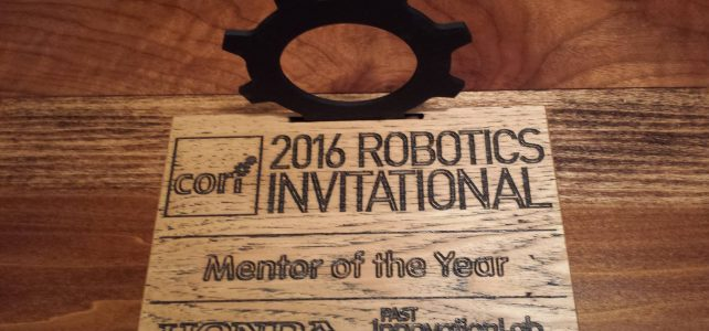 CORI Invitational Robotics Competition